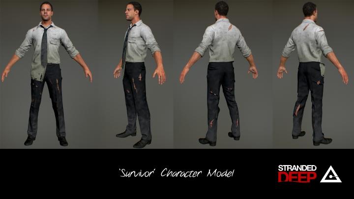 Character Model 2